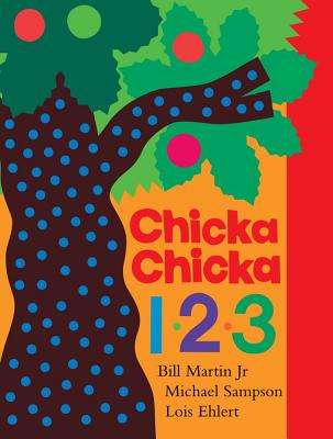 Chicka Chicka 1, 2, 3 By Martin, Bill, Jr./ Sampson, Michael/ Ehlert, Lois (ILT)